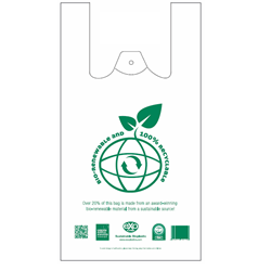 Degradable EPI Carrier bags