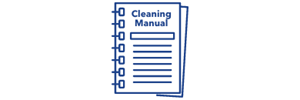 Cleaning Manuals